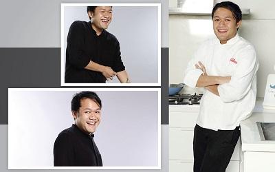 Chef Naldy Budhyarto, Sosok di Balik Dapur Uji Femina