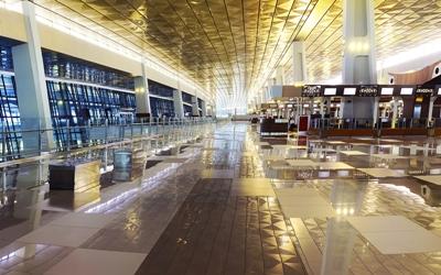 Berada di Peringkat 7 Bandara Paling Terkoneksi di  Dunia,  Soekarno-Hatta Ungguli Incheon dan John F. Kennedy