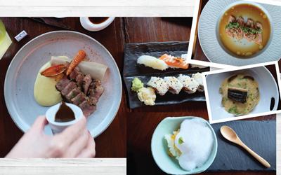 Restoran Akira Back Raih Penghargaan Global