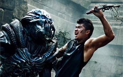 Film Hollywood Iko Uwais & Yayan Ruhian, Beyond Skyline, Akan Tayang 1 November