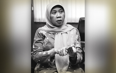 Peni Pudji Turyanti, Wanita Pertama yang Memimpin Mahkamah Pelayaran Indonesia