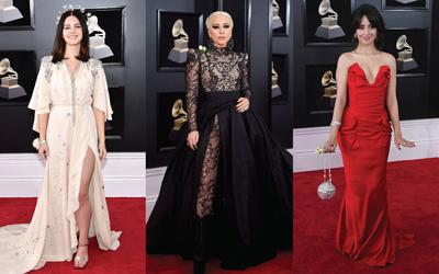 10 Gaya Terbaik dari Karpet Merah Grammy Awards 2018