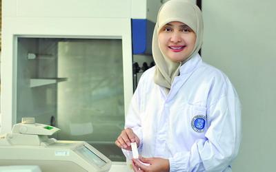 Dessy Natalia, Peneliti yang Membuat Alat Pendeteksi Murah Penyakit DBD