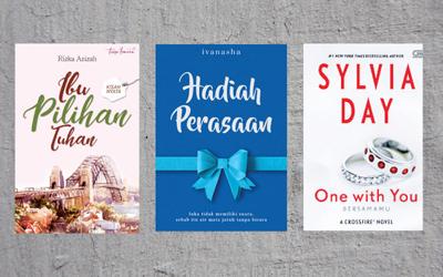 3 Buku Pilihan Minggu Ini: Ibu Pilihan Tuhan Hingga One with You