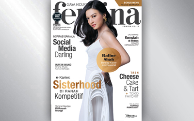 Femina Edisi 31/2017