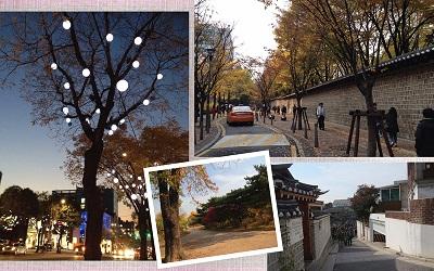 Merasakan Romantisisme Musim Gugur di Sudut-Sudut Seoul