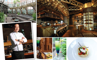 Menikmati Racikan Celebrity Chef di Exodus Dining and Lounge