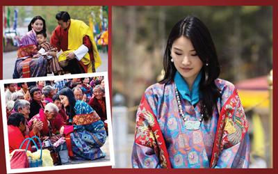 Mengenal Jetsun Pema Wangchuk, Ratu Termuda di Dunia