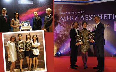 Jakarta Aesthetic Clinic (JAC) Raih 2 Penghargaan Pada Golden Record Award 2017