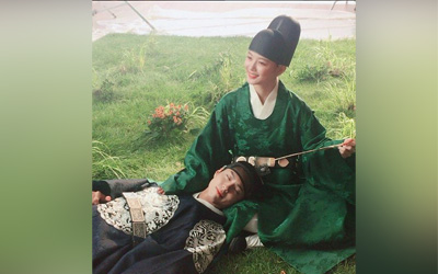 Bermain Bersama di Moonlight Drawn by Clouds, Kim Yoo-jung Menceritakan Kedekatannya dengan Park Bo-gum