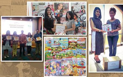 Donasi Buku Untuk Anak
