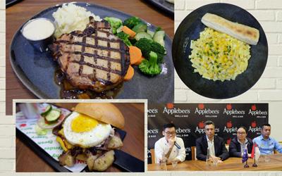 Patut Coba, Brisket Beef Burger di Appleebee's!
