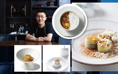Chef Kang Mingoo, Peraih Michelin Star dari Korea Selatan Hadir di Singapura