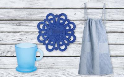 3 Produk Peralatan Dapur Serba Biru