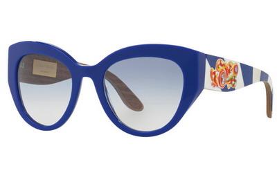 Yuk, Tampil Gaya dengan Kacamata Lukisan dan Ukiran dari Dolce & Gabbana