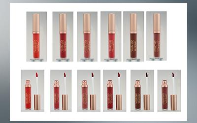 Warna Lipstik Pilihan untuk Kulit Sawo Matang