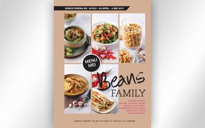 Free Download: E-Book Menu Femina Mei 2017, Resep Serba Kacang-kacangan
