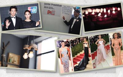 5 Berita Heboh Sepekan: Mulai dari Gaun Menyala Claire Danes di Met Gala Sampai Terungkapnya Hubungan Mesra Uee dan Lee Sang-yoon