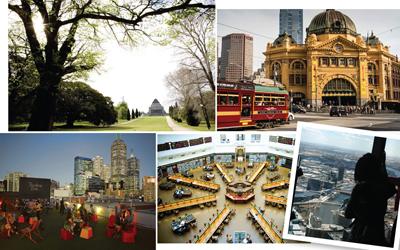 Jalan-jalan ke Melbourne, Wajib Foto di 7 Spot Berikut Ini