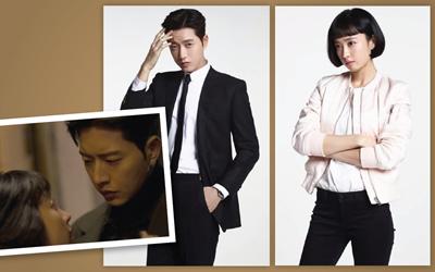 Beradegan Ciuman dengan Kim Min-jung di Drama Seri Man to Man, Ini Komentar Park Hae-jin