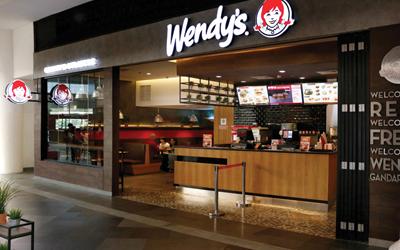 Wajah Baru Wendy's Jakarta