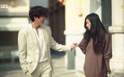 Main Bareng di Legend of the Blue Sea, Lee Min-ho Mengaku Tidak Bisa Langsung Akrab dengan Jun Ji-hyun