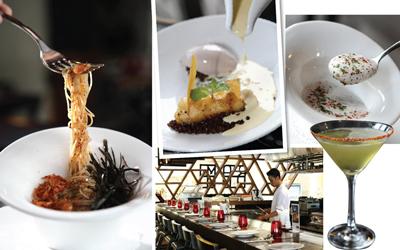 Cita Rasa Spanyol dan Jepang Berpadu di BAM! Tapas & Sake Bar