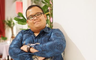 Ruben Jeremia: Saya Enggak Berani Lihat Mata Jokowi!