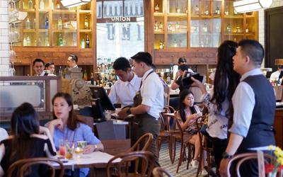 Union Brasserie & Bakery Terbaru di Pantai Indah Kapuk