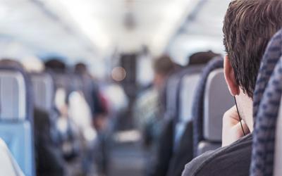 Ini Cara Redakan Sakit Telinga Dalam Penerbangan Mudik