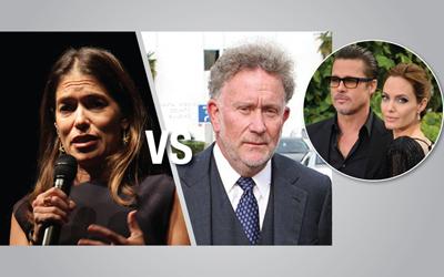 Duel Laura Wasser Vs Lance Spiegel, Pengacara Perceraian Angelina Jolie dan Brad Pitt