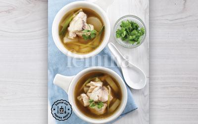 Resep Sup Ikan Merica Sichuan