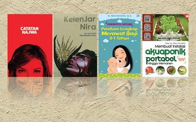 4 Buku Wajib Baca Pekan Ini: Catatan Najwa Hingga Mommyclopedia Panduan Lengkap Merawat Bayi 0-1 Tahun