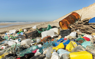 Laut Bukan Tempat Sampah