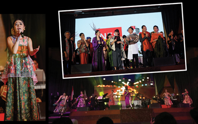 Konser Musik Pendar Baduy Binar Indonesia: Ajak Warga Lebih Peduli Lingkungan