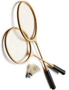 Asyiknya Olahraga Badminton