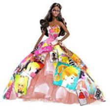 Kreatif dengan Fashion Toys