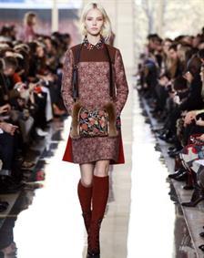 Fashion Peek: TORY BURCH Fall 2014 Collection