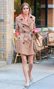 Olivia Palermo Desain Sepatu