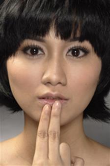 Makeup Untuk Mata Bulat Besar