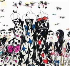 Lancome X Lanvin Hypnose Show Collections