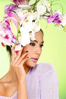 3 Makeup Inspirasi Bunga