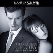 Sensasi Makeup Ala Bintang Fifty Shades of Grey