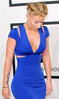 Gaya Rambut Seru dari Grammys 2015