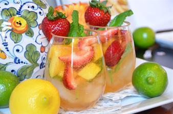 Minuman Sehat untuk Berbuka