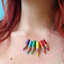 DIY: Colorful Necklaces