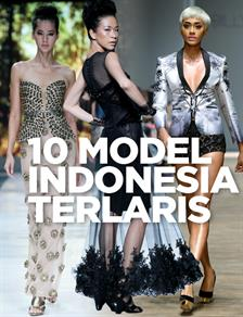 10 Model Indonesia Terlaris