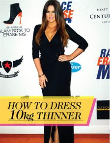 How to Dress 10 Kg Thinner
