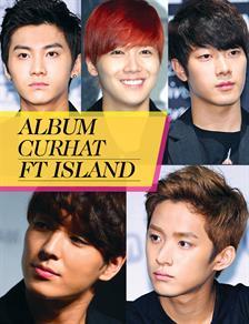FT Island Curhat di Album Baru