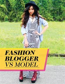 Liz Elisabeth Fashion Blogger dengan Impian Terpendam